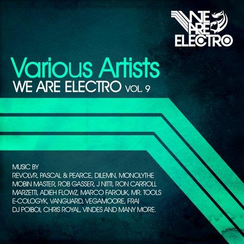 Album Art - We Are Electro Vol. 9