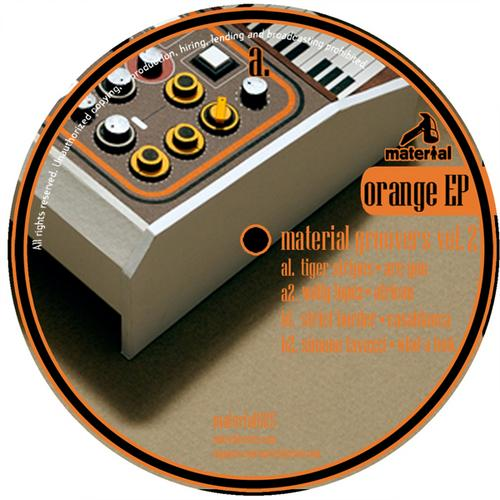 Album Art - Material Groovers Part 2