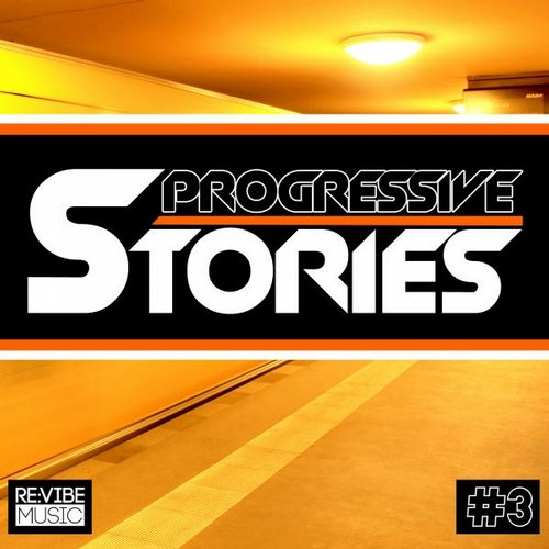 Album Art - Progressive Stories Vol. 3