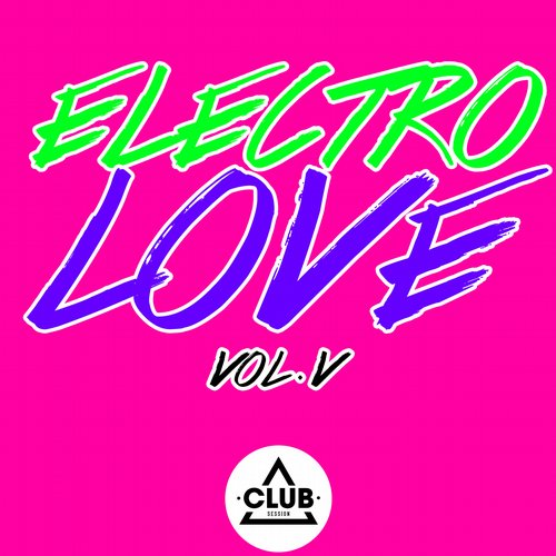 Album Art - Electro Love Vol. 5