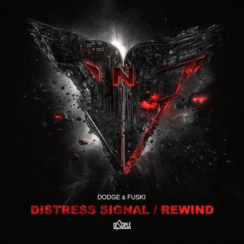 Album Art - Distress Signal / Rewind