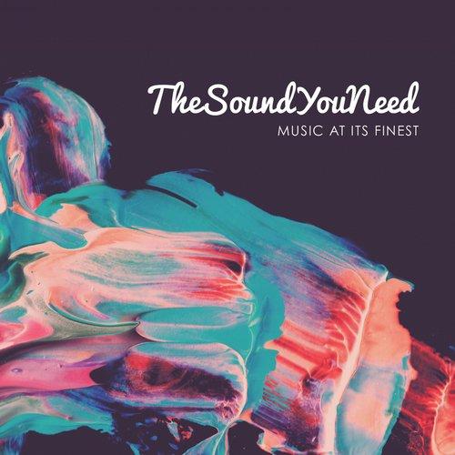 TheSoundYouNeed, Vol. 1 Album Art