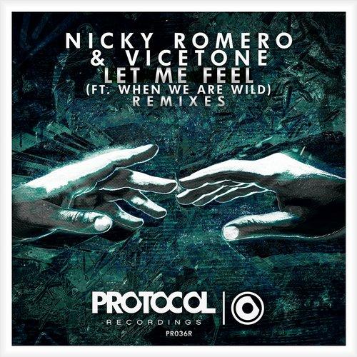 Album Art - Let Me Feel (Remixes)
