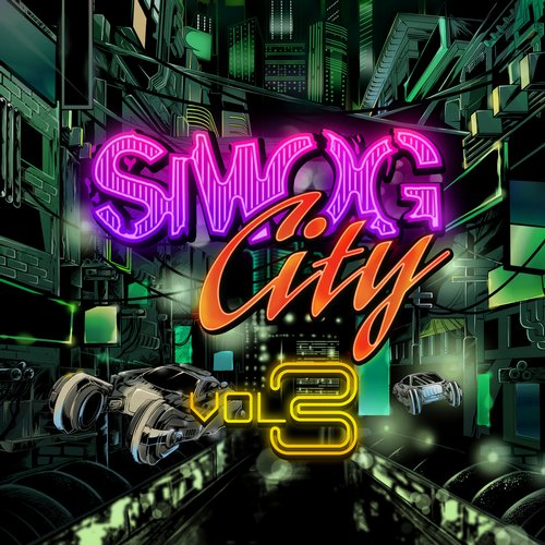 Album Art - Smog City, Vol.3