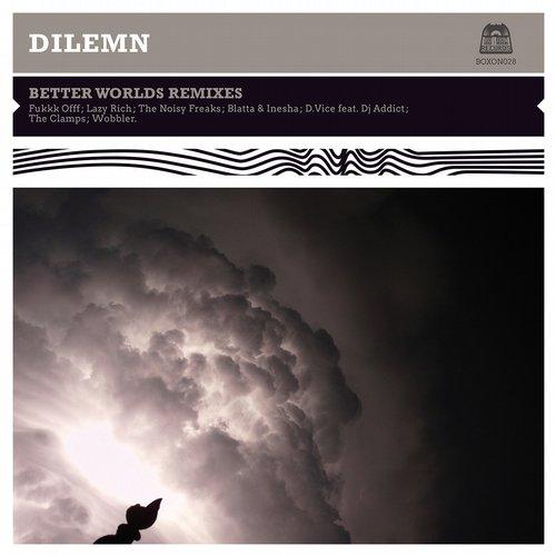 Album Art - Better Worlds Remixes