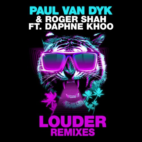 Album Art - Louder - Remixes