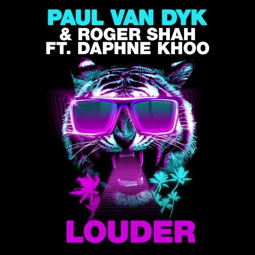 Album Art - Louder - Club Mix
