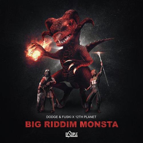 Album Art - Big Riddim Monsta