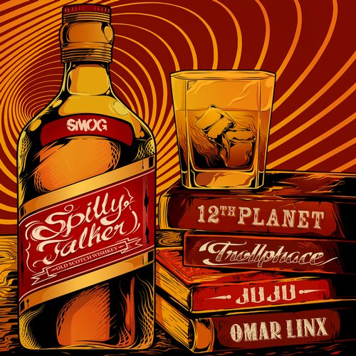 Album Art - Spilly Talker  - Single