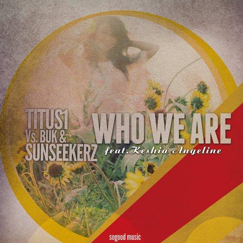 Album Art - Who We Are