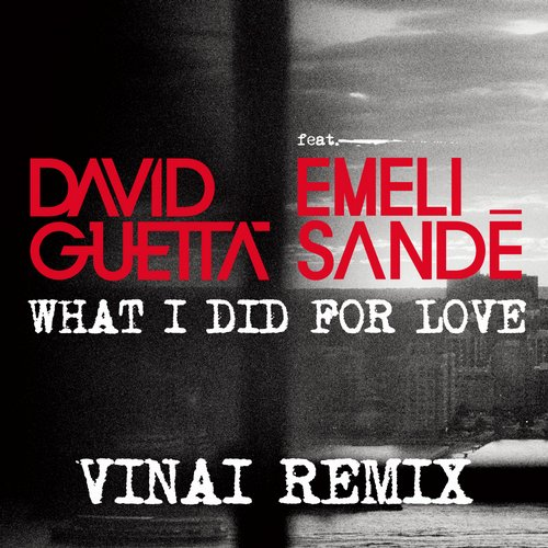 Album Art - What I Did For Love