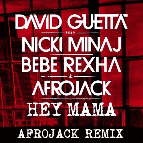 Album Art - Hey Mama (Afrojack Remix)