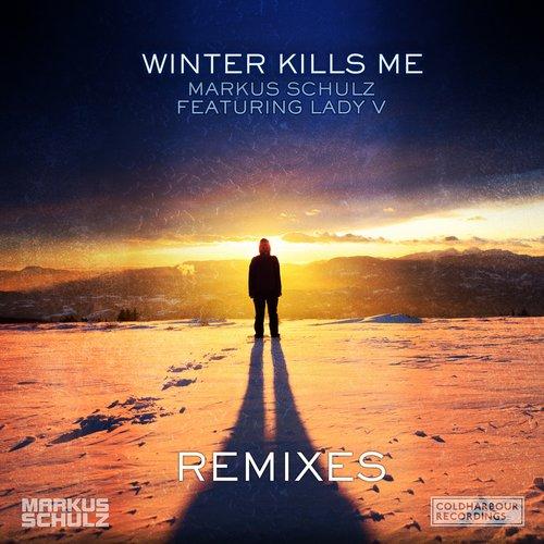 Album Art - Winter Kills Me - Remixes
