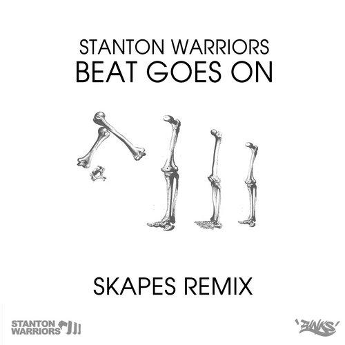 Album Art - Beat Goes On (Skapes Remix)