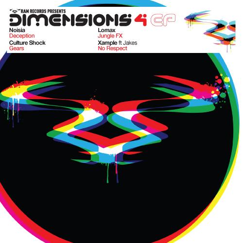Album Art - Dimensions 4 EP