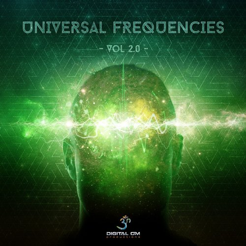 Album Art - Universal Frequencies, Vol. 2