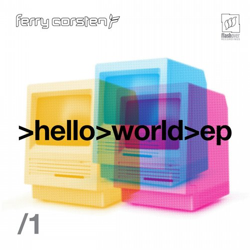Album Art - Hello World EP1