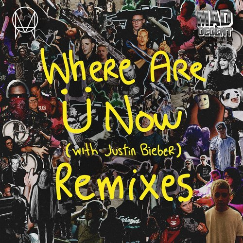 Where Are U Now (with Justin Bieber) Album