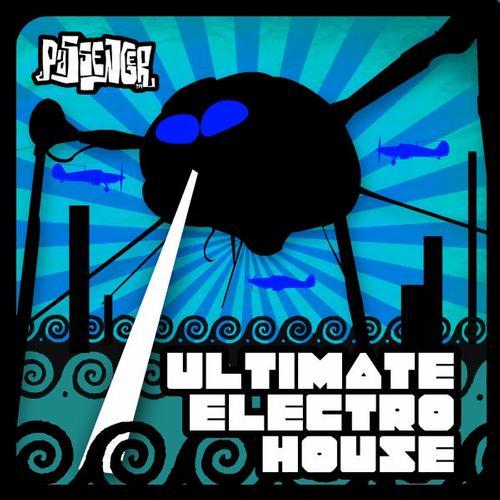 Album Art - Ultimate Electro House (unmixed)