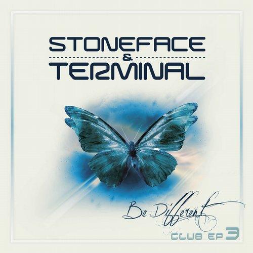 Album Art - Be Different Club EP 3