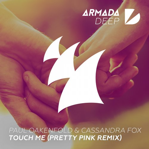 Album Art - Touch Me - Pretty Pink Remix