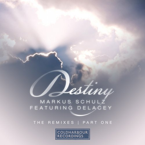 Album Art - Destiny - The Remixes Part One