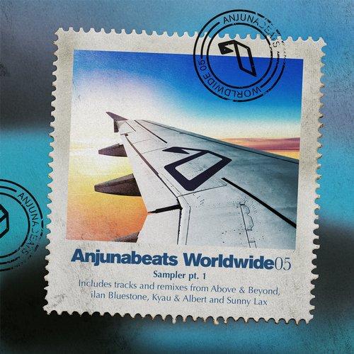 Album Art - Anjunabeats Worldwide 05 Sampler pt. 1