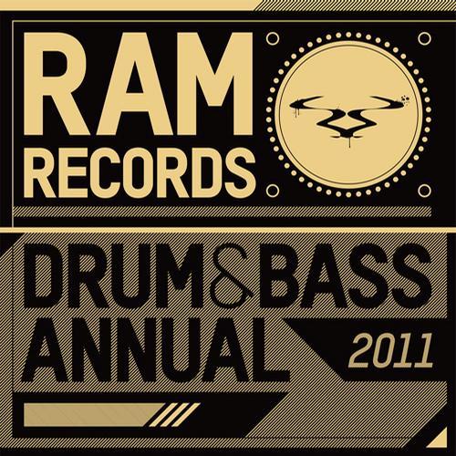Album Art - Ram Records Drum & Bass Annual 2011