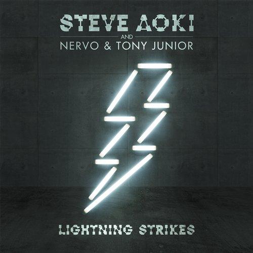Album Art - Lightning Strikes
