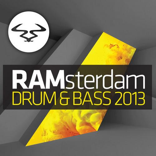 Album Art - RAMsterdam Drum & Bass 2013