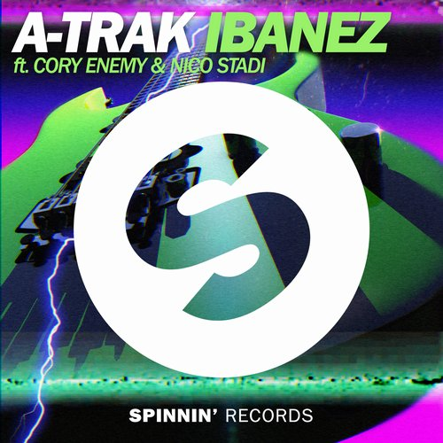 Album Art - Ibanez feat. Cory Enemy & Nico Stadi