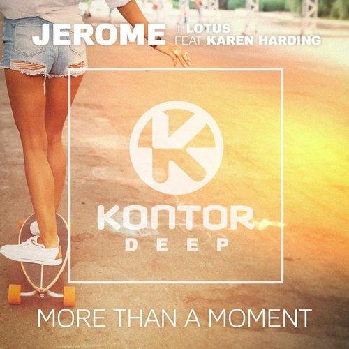 Album Art - More Than a Moment