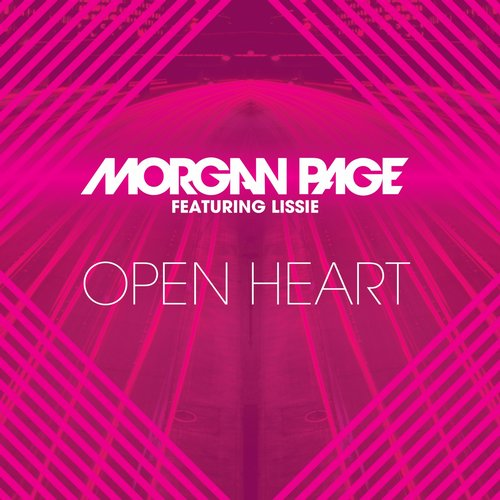 Album Art - Open Heart (feat. Lissie) [Extended Mix]