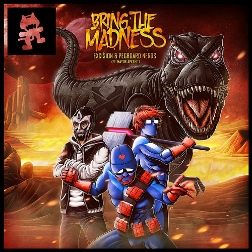 Album Art - Bring The Madness