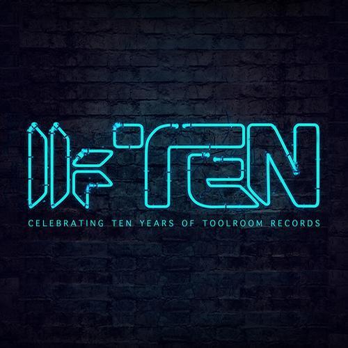 Toolroom Ten Album Art
