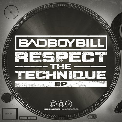 Album Art - Respect The Technique - EP