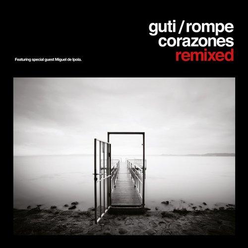 Rompecorazones Remixed Album Art