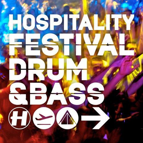 Album Art - Hospitality Festival Drum & Bass