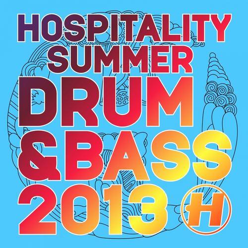 Album Art - Hospitality Summer Drum & Bass 2013 (Beatport Version)