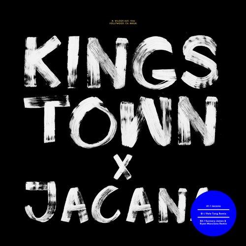 Album Art - Jacana