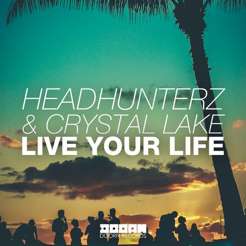 Album Art - Live Your Life