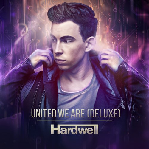 Album Art - United We Are - Beatport Deluxe Version