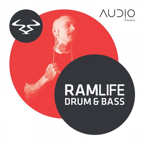 Audio presents RAMLife Drum & Bass Album Art