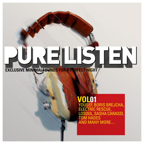 Album Art - Pure Listen Volume 1
