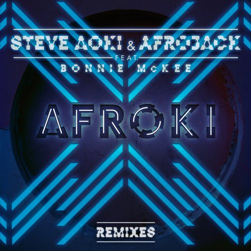 Afroki - Remixes Album Art