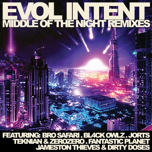 Album Art - Middle Of The Night Remixes