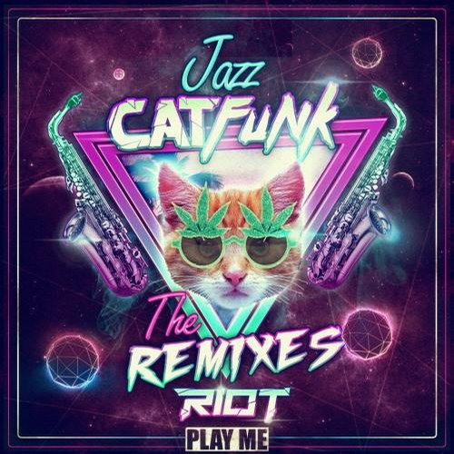 Jazz Cat Funk The Remixes EP Album