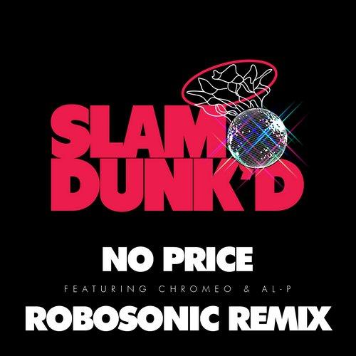 No Price (Robosonic Remix) Album Art