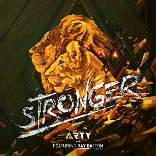 Album Art - Stronger