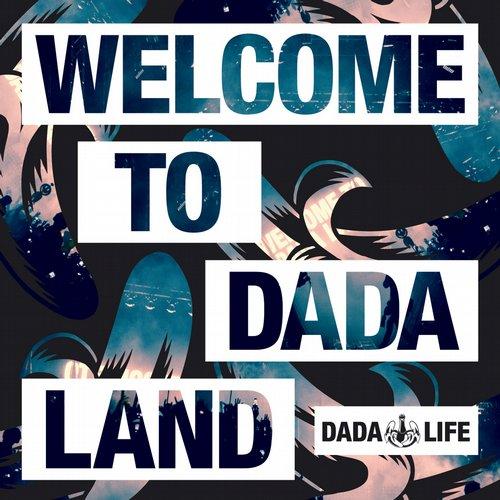 Album Art - Welcome To Dada Land